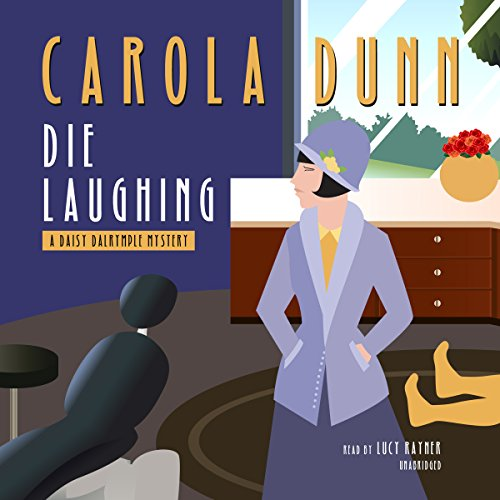 Die Laughing Audiobook By Carola Dunn cover art