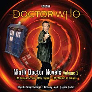 Doctor Who: Ninth Doctor Novels Volume 2 Audiobook By Justin Richards, Gareth Roberts, Steve Lyons cover art
