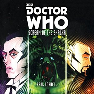 Doctor Who: Scream of the Shalka Audiobook By Paul Cornell cover art