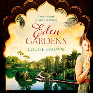 Eden Gardens Audiobook By Louise Brown cover art