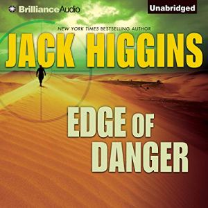 Edge of Danger Audiobook By Jack Higgins cover art