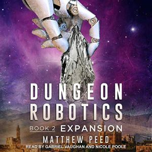 Expansion Audiobook By Matthew Peed cover art