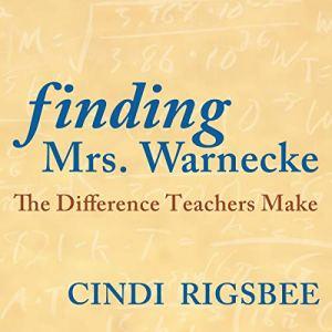 Finding Mrs. Warnecke Audiobook By Cindi Rigsbee cover art