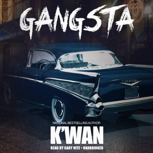 Gangsta Audiobook By K'wan cover art