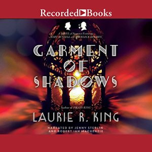Garment of Shadows Audiobook By Laurie R. King cover art