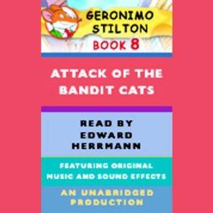 Geronimo Stilton Book 8 Audiobook By Geronimo Stilton cover art