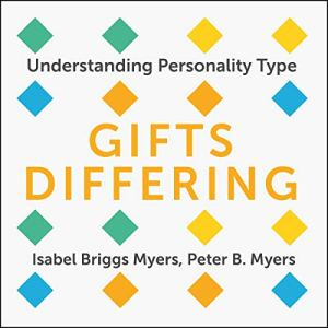 Gifts Differing Audiobook By Isabel Briggs Myers, Peter B. Myers - with cover art
