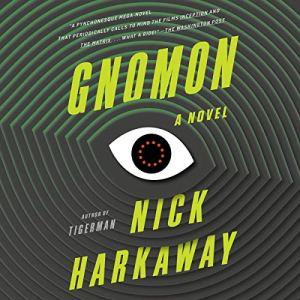 Gnomon Audiobook By Nick Harkaway cover art