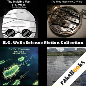 H.G. Wells Science Fiction Collection Audiobook By H. G. Wells cover art