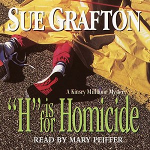 H is for Homicide Audiobook By Sue Grafton cover art
