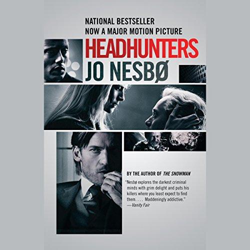 Headhunters Audiobook By Jo Nesbø cover art