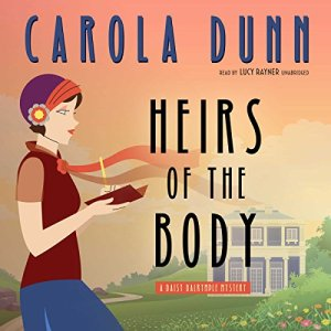 Heirs of the Body Audiobook By Carola Dunn cover art