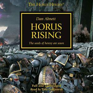Horus Rising Audiobook By Dan Abnett cover art