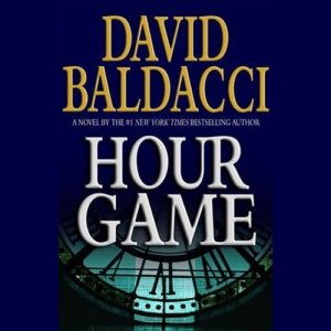 Hour Game Audiobook By David Baldacci cover art