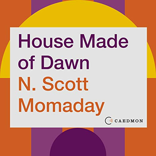 House Made of Dawn Audiobook By N. Scott Momaday cover art