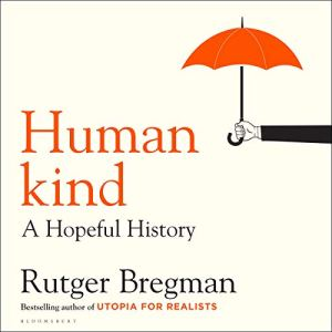 Humankind Audiobook By Rutger Bregman cover art