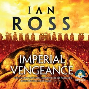 Imperial Vengeance Audiobook By Ian Ross cover art
