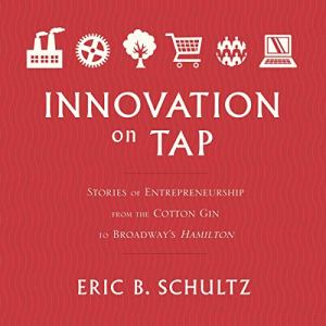 Innovation on Tap Audiobook By Eric B. Schultz cover art