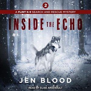 Inside the Echo Audiobook By Jen Blood cover art