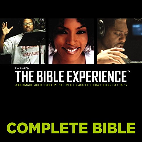 Inspired By … The Bible Experience Audio Bible - Today's New International Version, TNIV: Complete Bible Audiobook By Zondervan cover art