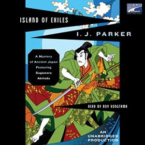 Island of Exiles Audiobook By I. J. Parker cover art
