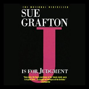 J Is for Judgment Audiobook By Sue Grafton cover art