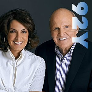 Jack and Suzy Welch at the 92nd Street Y Audiobook By Jack Welch, Suzie Welch cover art