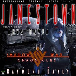 Jamestown Audiobook By Raymond Bayly cover art
