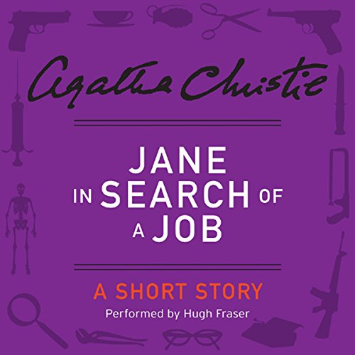Jane in Search of a Job Audiobook By Agatha Christie cover art