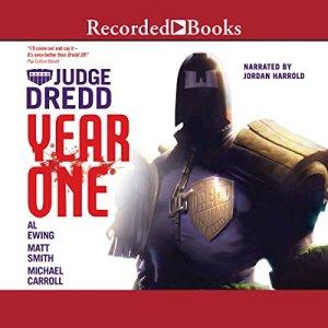 Judge Dredd Audiobook By Matt Smith, Al Ewing, Michael Carroll cover art