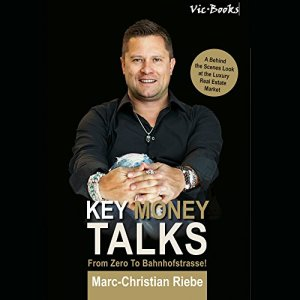 Key Money Talks Audiobook By Marc-Christian Riebe cover art