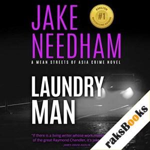 Laundry Man Audiobook By Jake Needham cover art