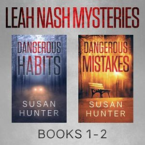 Leah Nash Mysteries, Books 1-2 Audiobook By Susan Hunter cover art