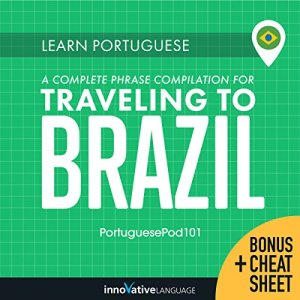 Learn Portuguese Audiobook By Innovative Language Learning LLC cover art