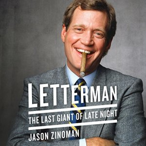 Letterman Audiobook By Jason Zinoman cover art