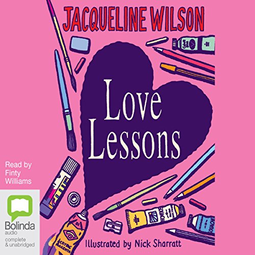 Love Lessons Audiobook By Jacqueline Wilson cover art