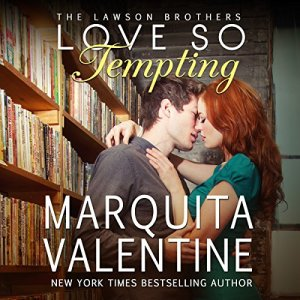 Love so Tempting Audiobook By Marquita Valentine cover art