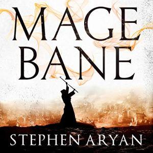 Magebane Audiobook By Stephen Aryan cover art