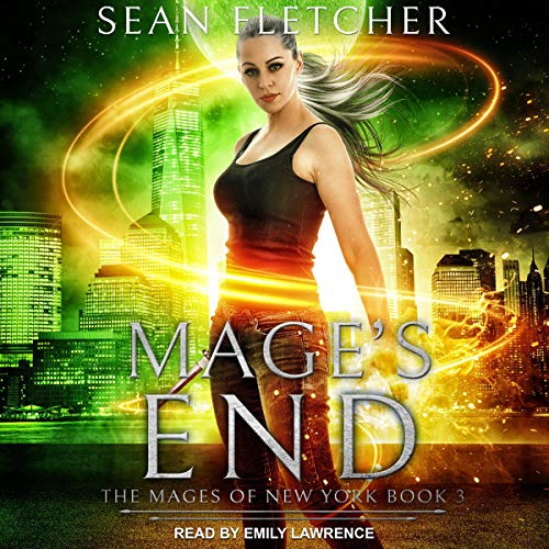 Mage's End Audiobook By Sean Fletcher cover art