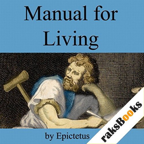 Manual for Living Audiobook By Epictetus cover art