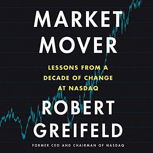Market Mover Audiobook By Robert Greifeld cover art