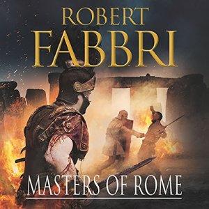 Masters of Rome Audiobook By Robert Fabbri cover art