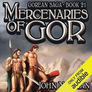 Mercenaries of Gor Audiobook By John Norman cover art