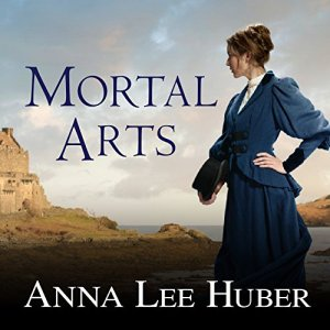 Mortal Arts Audiobook By Anna Lee Huber cover art