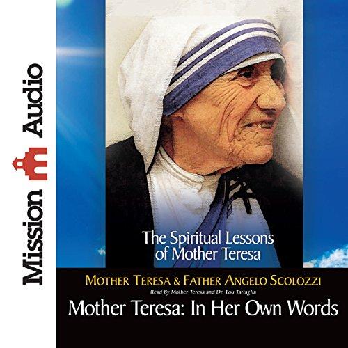 Mother Teresa: In Her Own Words Audiobook By Mother Teresa cover art