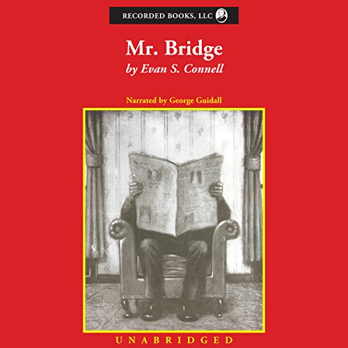 Mr. Bridge Audiobook By Evan S. Connell cover art