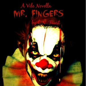 Mr. Fingers Audiobook By C.N. Faust cover art