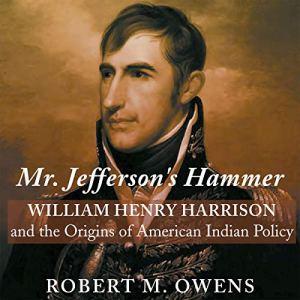 Mr. Jefferson's Hammer Audiobook By Robert M. Owens cover art