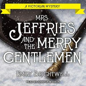 Mrs. Jeffries and the Merry Gentlemen Audiobook By Emily Brightwell cover art