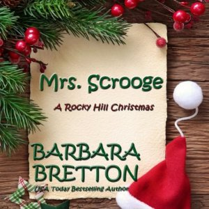 Mrs. Scrooge Audiobook By Barbara Bretton cover art